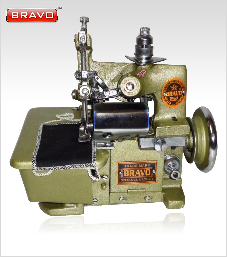 Bravo Overlock Sewing Machine Hosiery Model